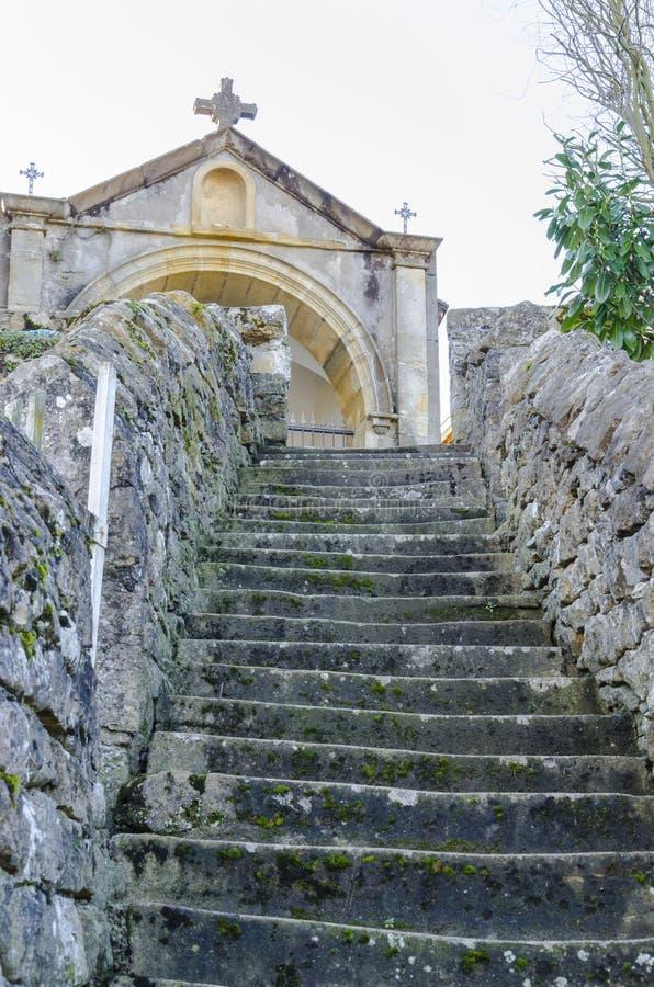 Kapel van Grote God, Charolles, Bourgondië, Frankrijk, saone-et-Loire royalty-vrije stock afbeeldingen