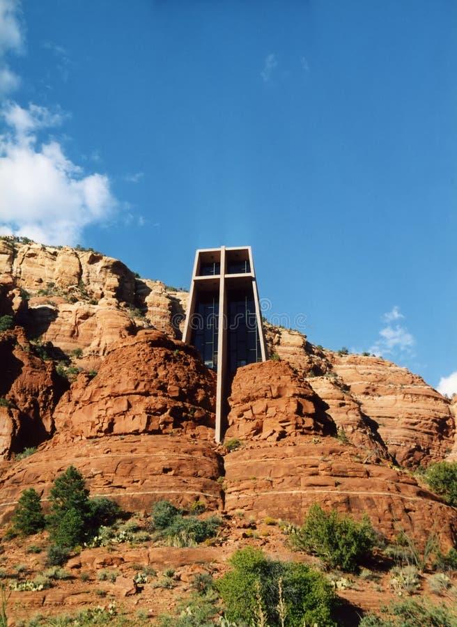 Kapel van het Heilige Kruis stock afbeelding