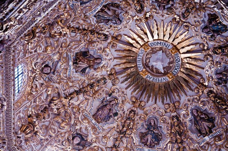 KAPEL VAN ROSARIO royalty-vrije stock foto