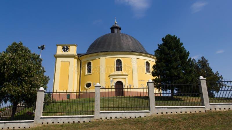 Kapela Mira - pokój kaplica zdjęcia stock