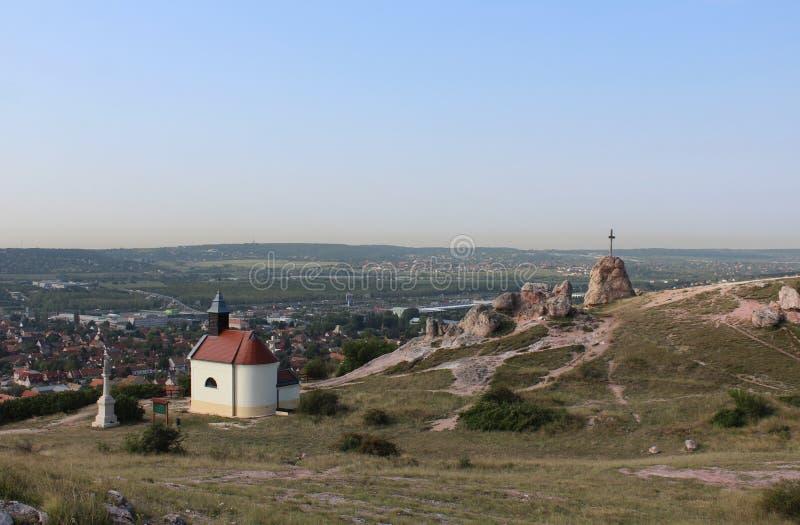Kapell på Budaors arkivfoton