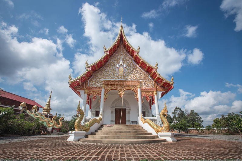 Kapell Thailand royaltyfri bild