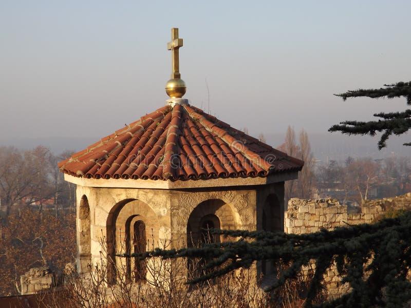 Kapelle des Heiligen Petka, Belgrad lizenzfreies stockbild