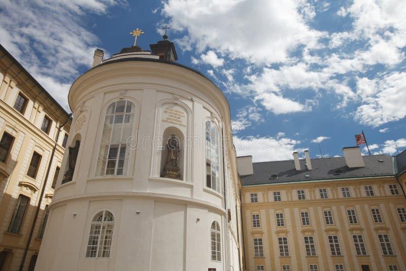 Kapelle des Str stockbild