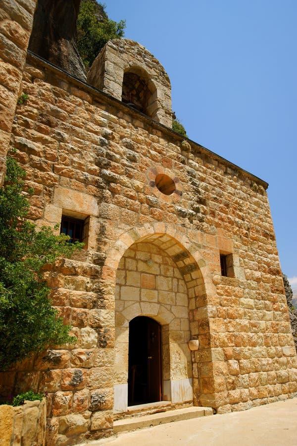 Kapelle, Heiliges Elishaa Kloster lizenzfreies stockfoto