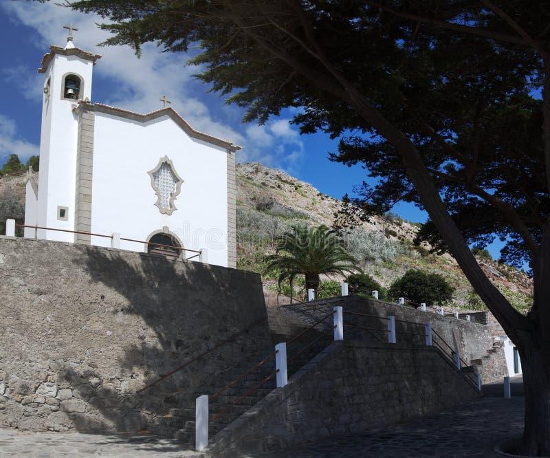 Kapelle Senhora DA Graça in Porto Santo lizenzfreies stockfoto