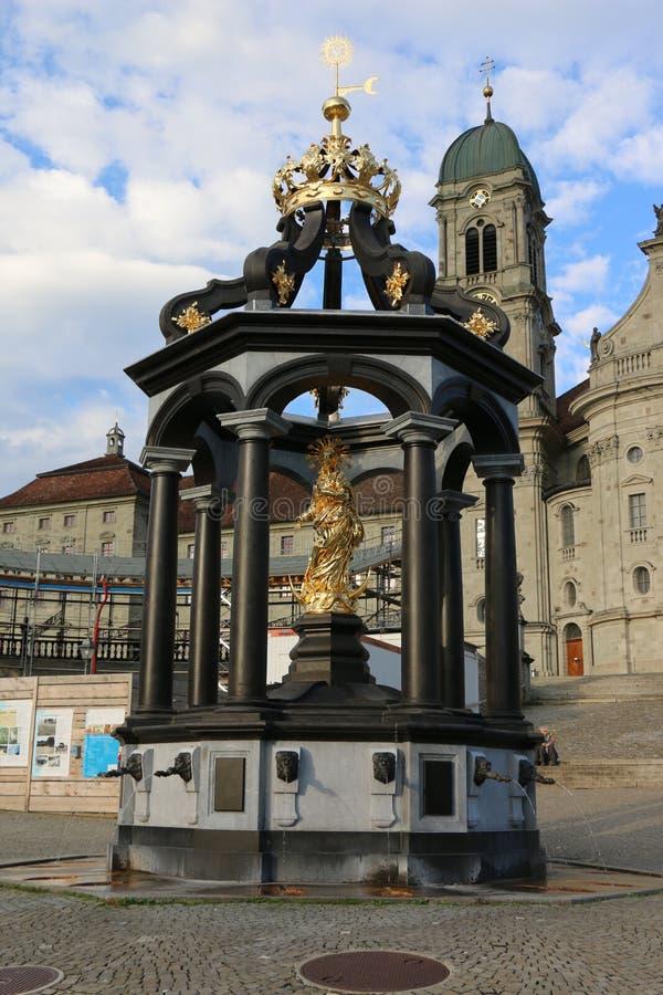 Kapelle von Anmut stockfotos