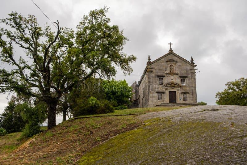 Kapellen von Sra tun Sie Pilar stockbilder