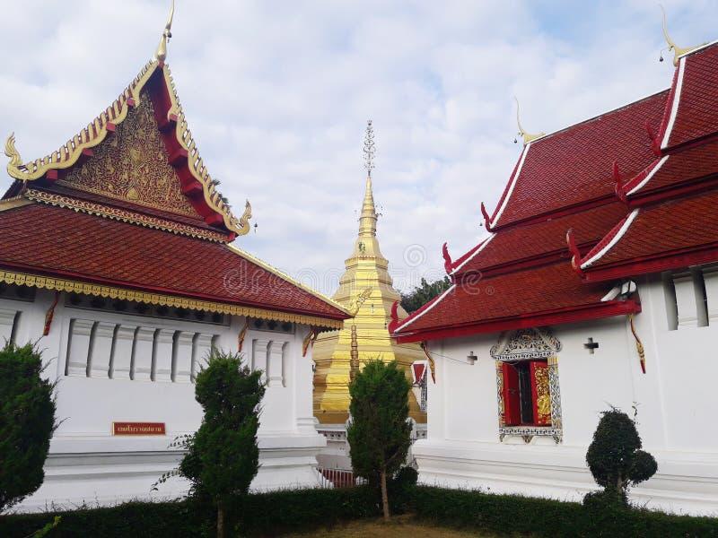 Kapellet av templet royaltyfri bild