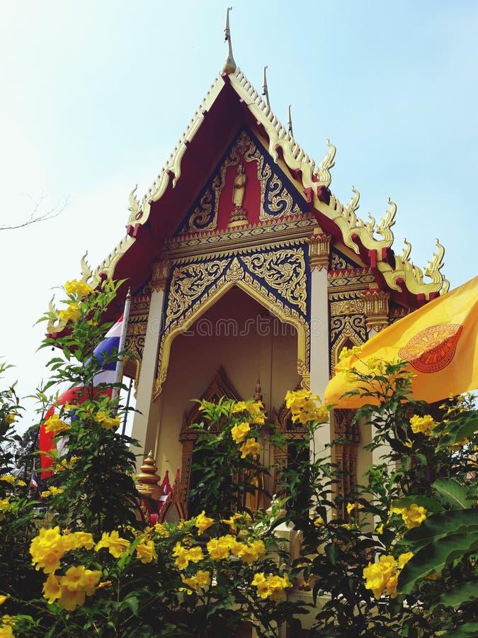 Kapellet av templet royaltyfri fotografi
