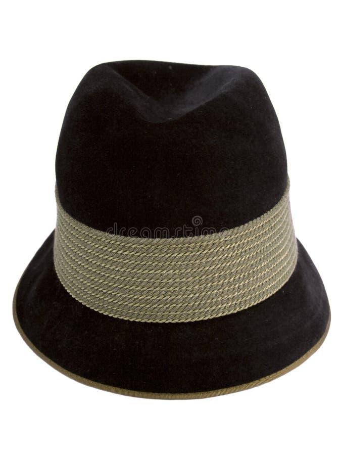 kapelusz się rocznik fotografia stock