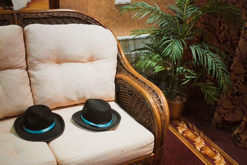 kapelusz się rocznik zdjęcie royalty free