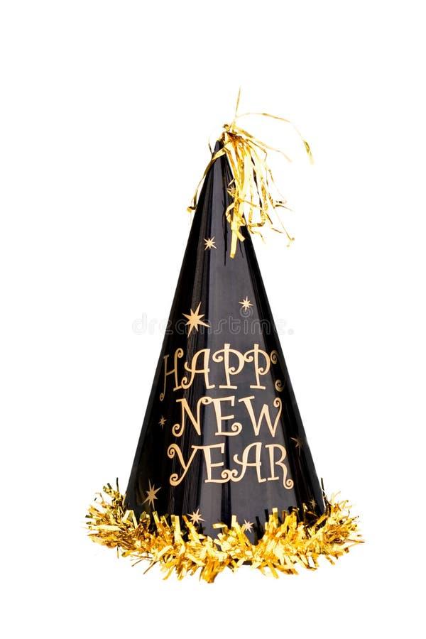 kapeluszowi nowy rok zdjęcie royalty free