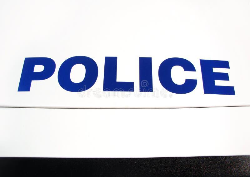 Kapiszon Samochodowa Policja Fotografia Stock