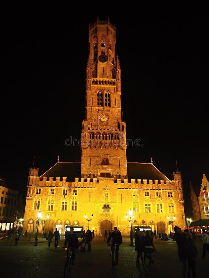Kapita? okr?g administracyjny Flandryjski Bruges, Brugge - zdjęcia stock
