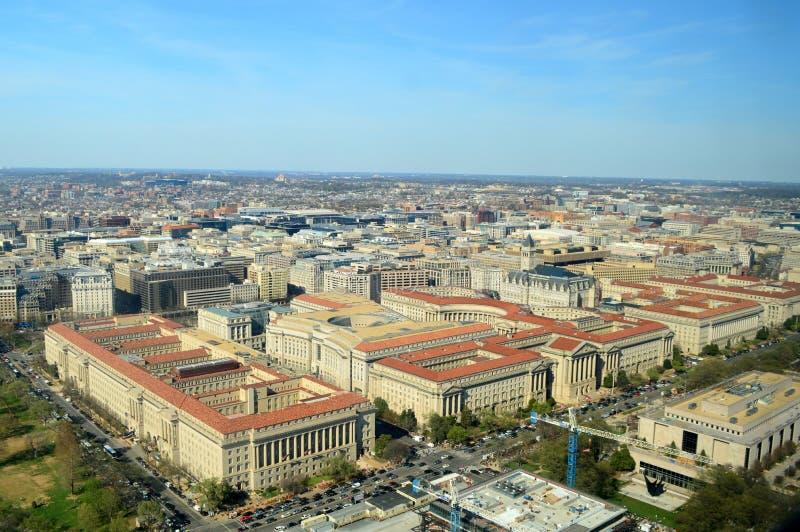 Kapitał Stany Zjednoczone Ameryka zdjęcie royalty free