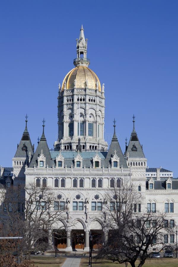 kapitałowy Connecticut zdjęcie stock