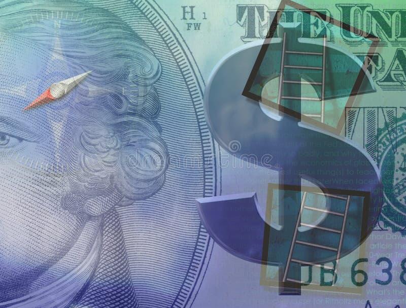 Kapitalisme royalty-vrije illustratie
