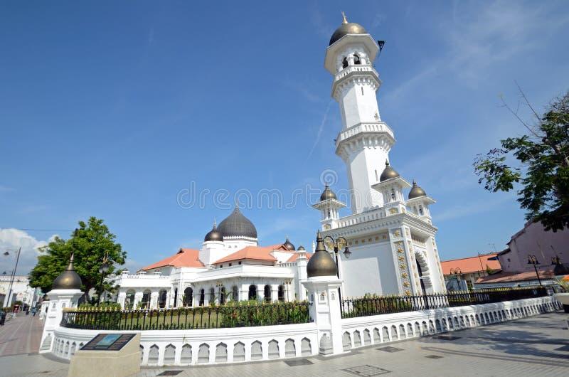 kapitan keling мечеть стоковое фото