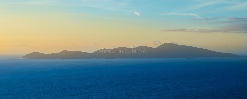 Download Kapiti Island stock photo. Image of land, protected - 116863474