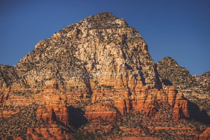 Kapitol Butte-Donner-Berg lizenzfreie stockbilder