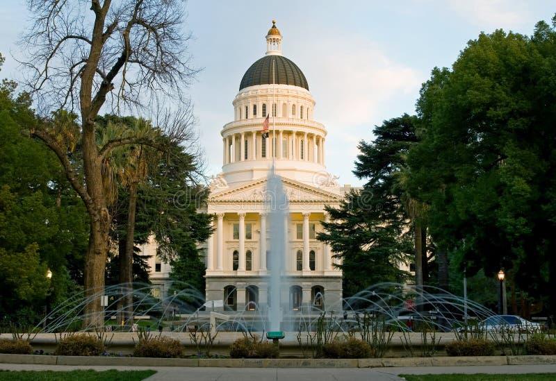 kapitol stanu kalifornii obrazy royalty free