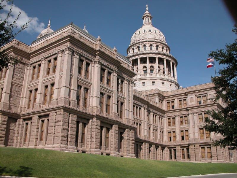 Kapitol von Texas stockbild