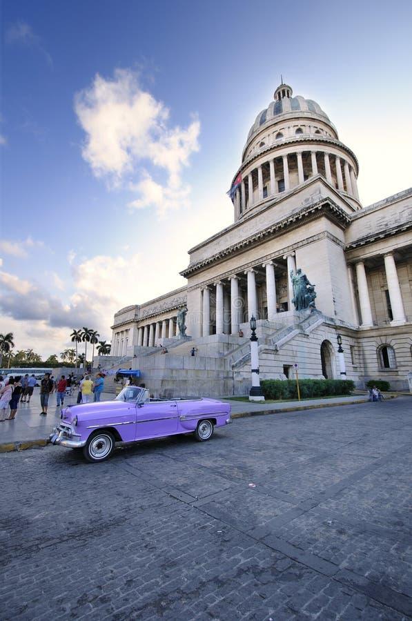 Kapitolgebäude in Havana, Novem lizenzfreies stockfoto