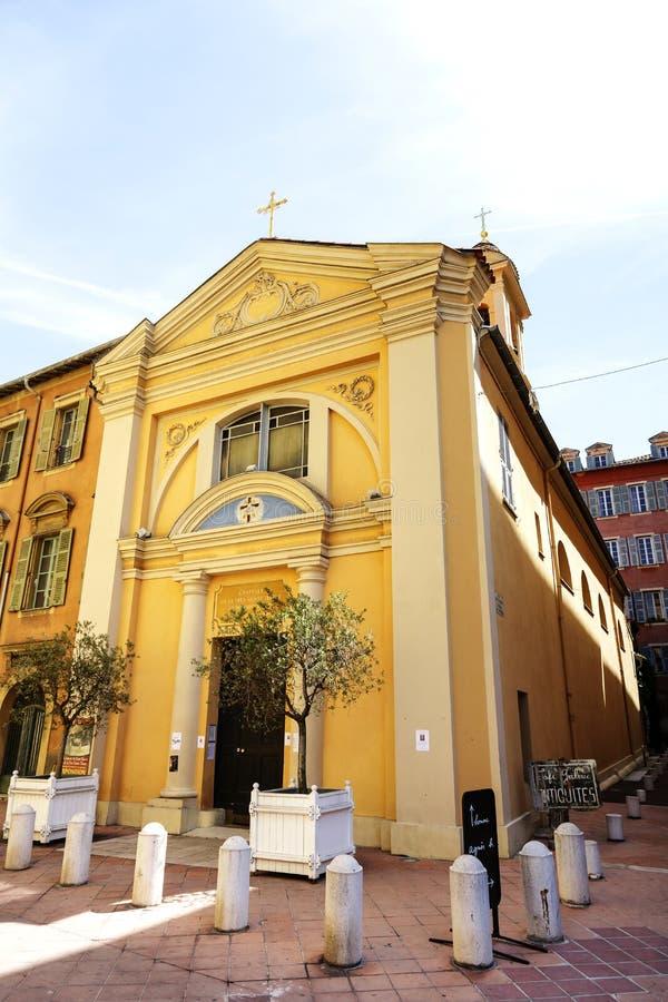 Kaplica Święta trójca i Święty całun zdjęcia royalty free