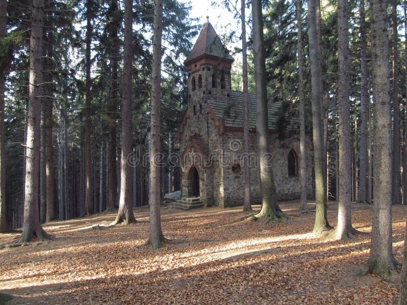 Kaplica obrazy stock