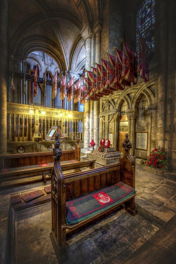 Kaplica Durham Lekka piechota zdjęcie stock