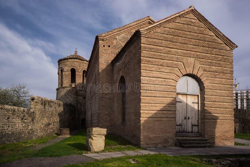 Kaplica w fortecznym jardzie zdjęcie stock