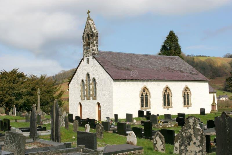 kaplica wiejskiej fotografia royalty free