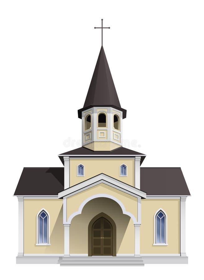 kaplicy ilustracja wektor