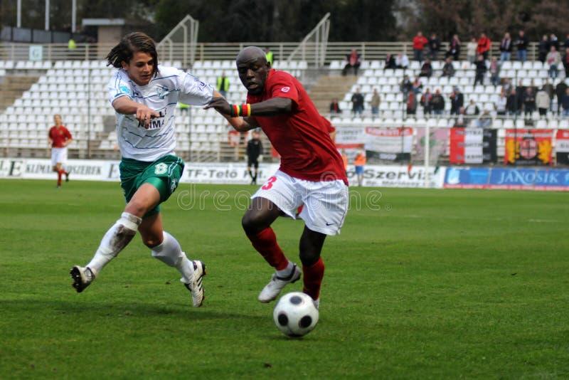 Download Kaposvar - Honved Soccer Game Editorial Image - Image: 16691440