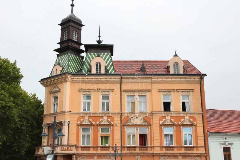 Kaposvar, Ungheria fotografia stock
