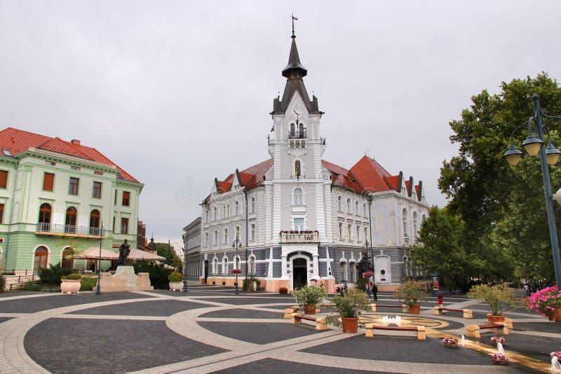 Kaposvar, Ungheria immagini stock
