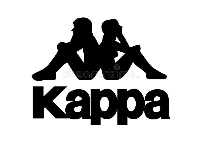 Kappa logo royalty free stock images