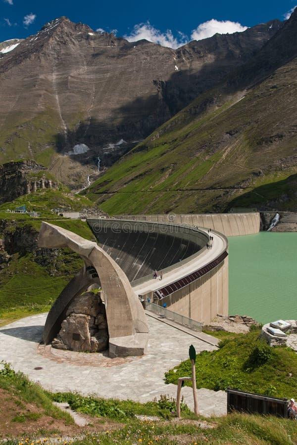 Download Kaprun Dam, Lake And Alps Stock Images - Image: 22648344