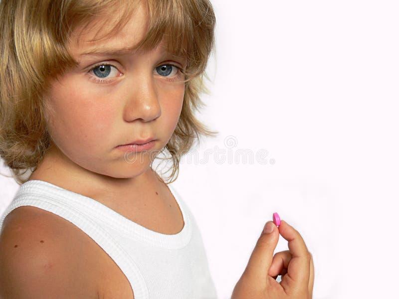 kapsuła chłopca zdjęcie royalty free