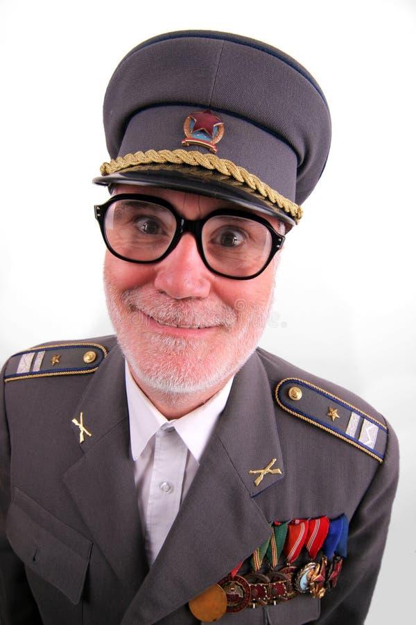 kapten arkivfoto