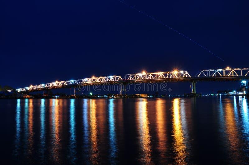 Kapuas-Fluss lizenzfreies stockbild