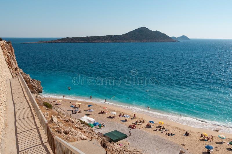 Download Kaputas beach, Turkey editorial stock image. Image of mediterranean - 38692449