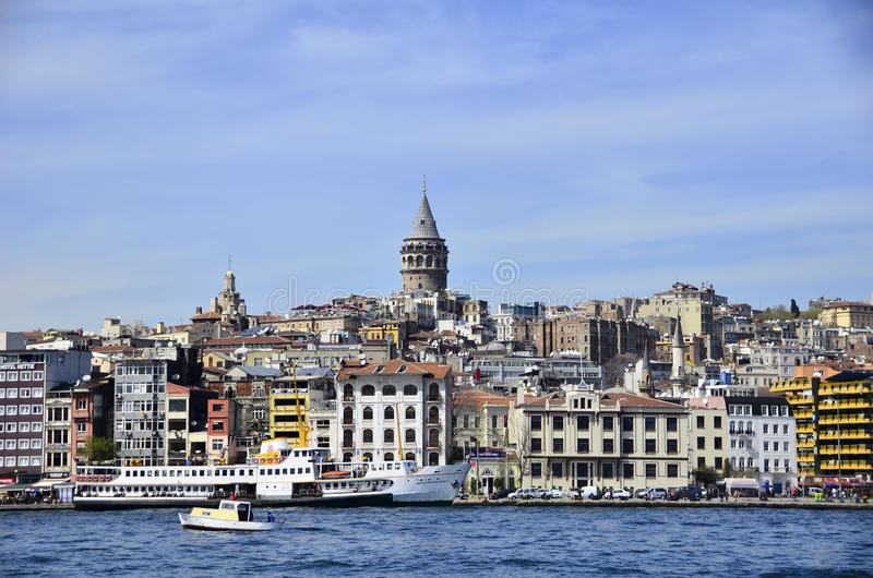 Download Karakoy editorial image. Image of tower, stone, history - 24483555