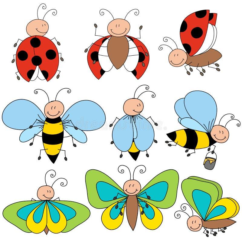 Afbeeldingsresultaat voor vlinder lieveheersbeestje