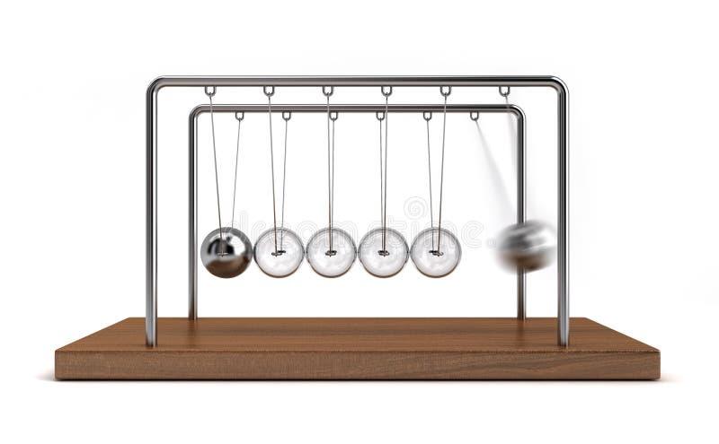 Karambol Piłki (1) Obrazy Stock