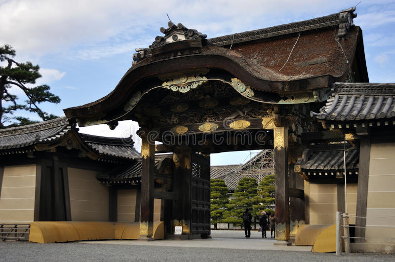Download Karamon Entrance To Nijo-jo (Nijo Castle) Editorial Photography - Image: 18073847