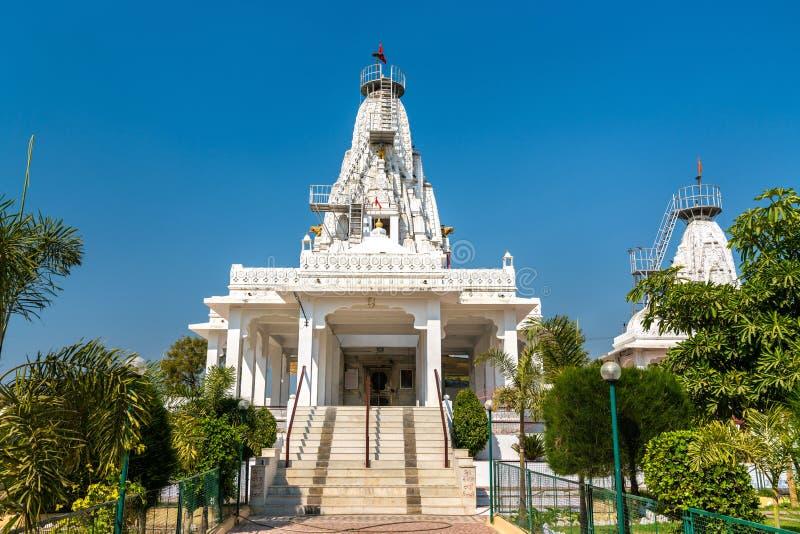 Karandiya verandert Dada, een Hindoese Tempel in Patan - Gujarat, India van richting stock fotografie