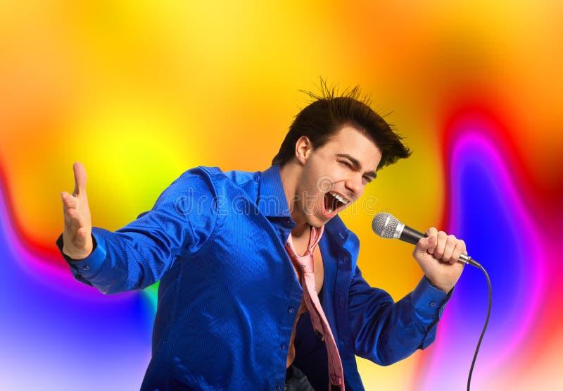 karaoke υπογράφων στοκ φωτογραφία με δικαίωμα ελεύθερης χρήσης