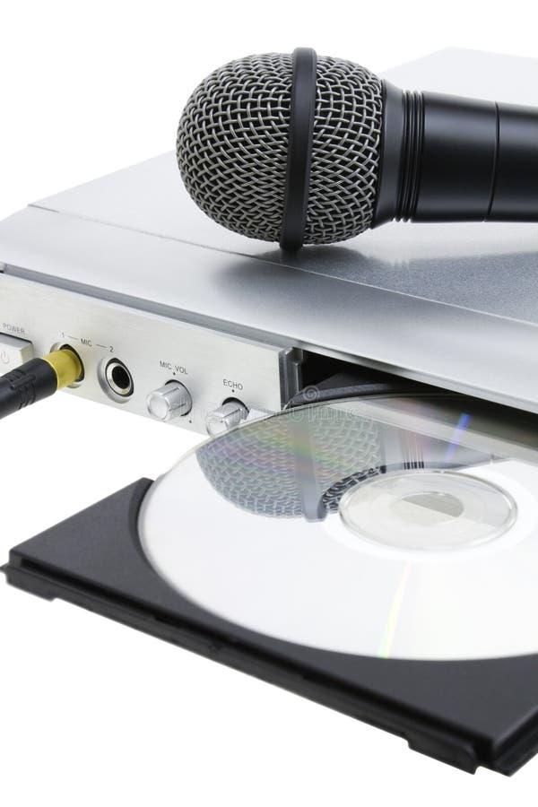 Karaoke stock afbeeldingen